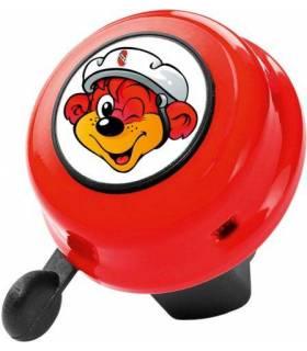 Puky Sicherheitsglocke Rot G22 (Für Laufräder und Roller)