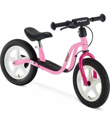 Puky LR 1L BR - Rosé Pink (Laufrad Mit Bremse)