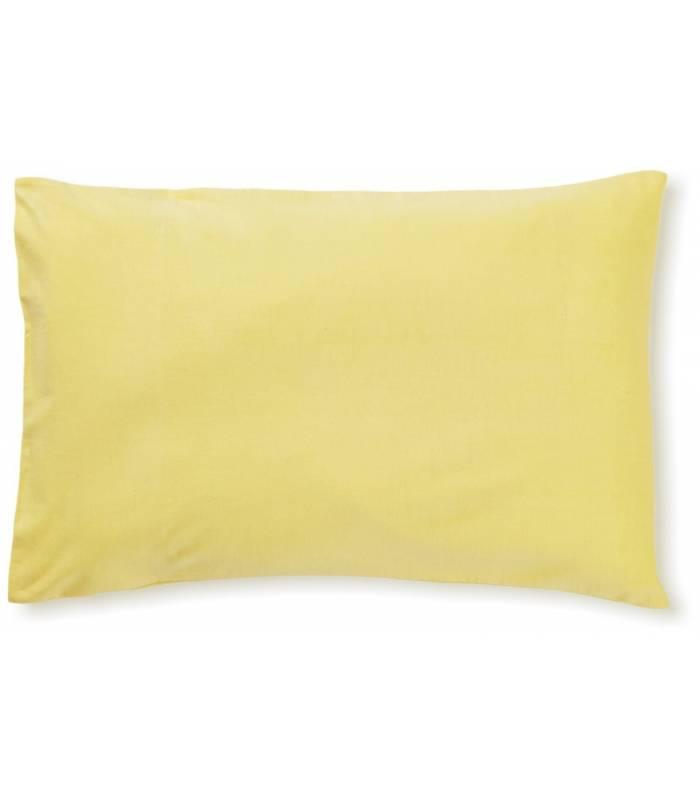 Träumeland Kissenbezug 25x40cm (Zu Kissen Wolke) Gelb