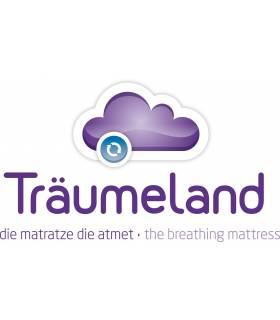Träumeland Kissenbezug 25x40cm (Zu Kissen Wolke) Hellblau