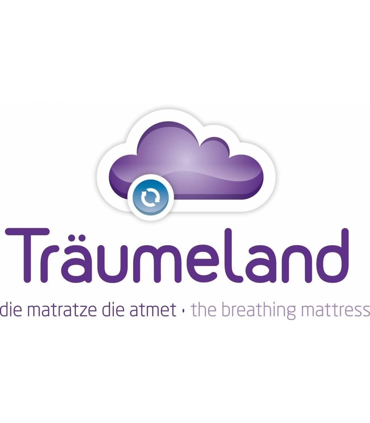 Träumeland Kissenbezug 25x40cm (Zu Kissen Wolke) Weiss