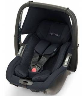 Recaro Salia Elite i-Size Select Night Black (0-18 kg / bis 105 cm / i-Size R129)