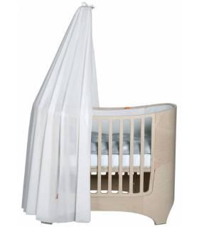 Leander Himmel für Classic Babybett - Weiss