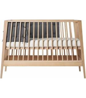 Linea und Luna Nestchen für Babybett - Dusty Grey