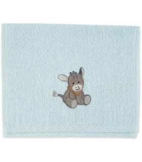 Sterntaler Kinderhandtuch 30x50 - Esel Emmi