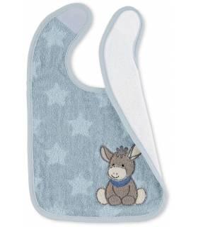 Sterntaler Klettlatz (Wasserundurchlässig) - Esel Emmi