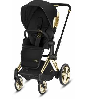Cybex e-Priam Elektro-Kinderwagen - Wings by Jeremy Scott