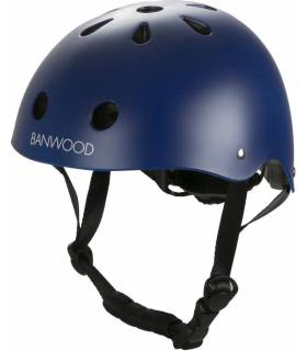Banwood Kinder Helm - Marineblau