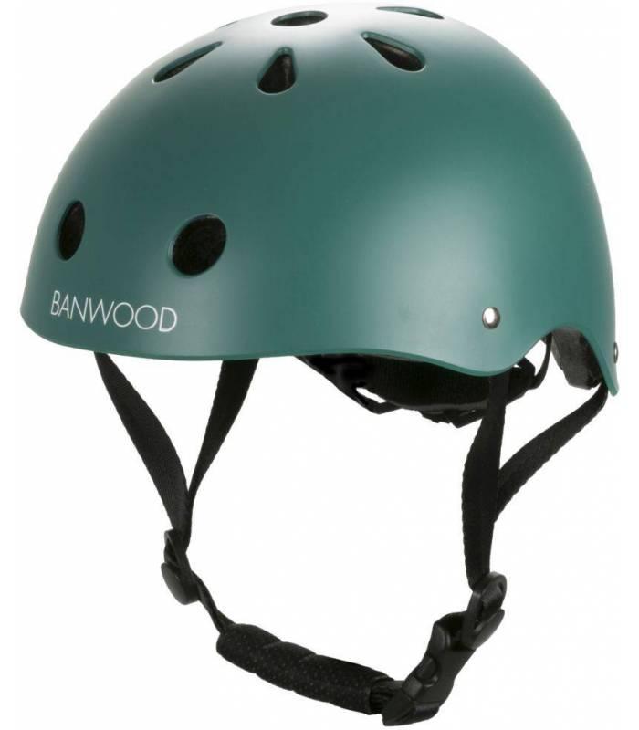 Banwood Kinder Helm - Grün
