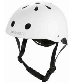 Banwood Kinder Helm - Weiss