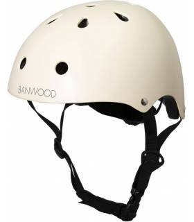 Banwood Kinder Helm - Creme