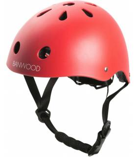 Banwood Kinder Helm - Rot
