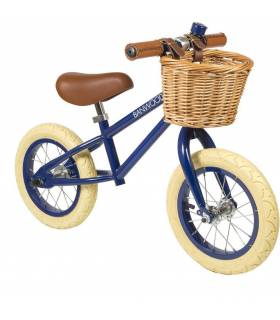 Banwood Laufrad First GO! - Marineblau