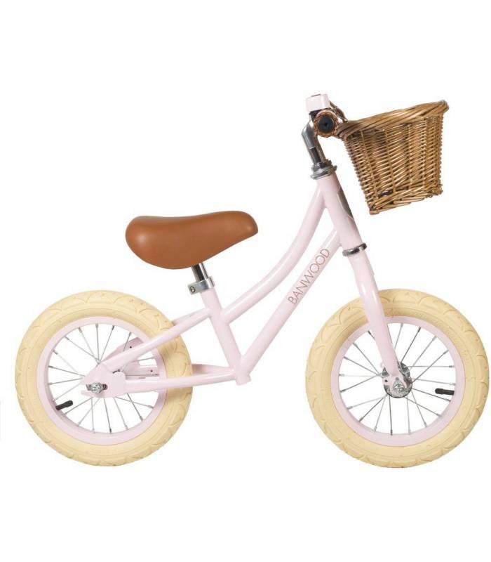 Banwood Laufrad First GO! - Rosa