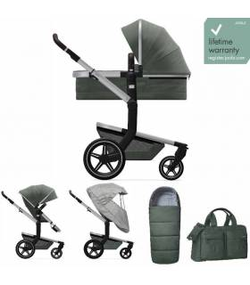 Joolz DAY+ SET-Angebot Marvellous Green (Kombi-Kinderwagen-SET Day-Plus)