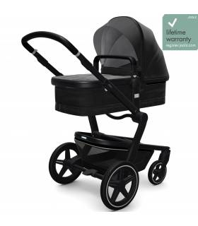 Joolz DAY+ SET-Angebot Brilliant Black (Kombi-Kinderwagen-SET Day-Plus)