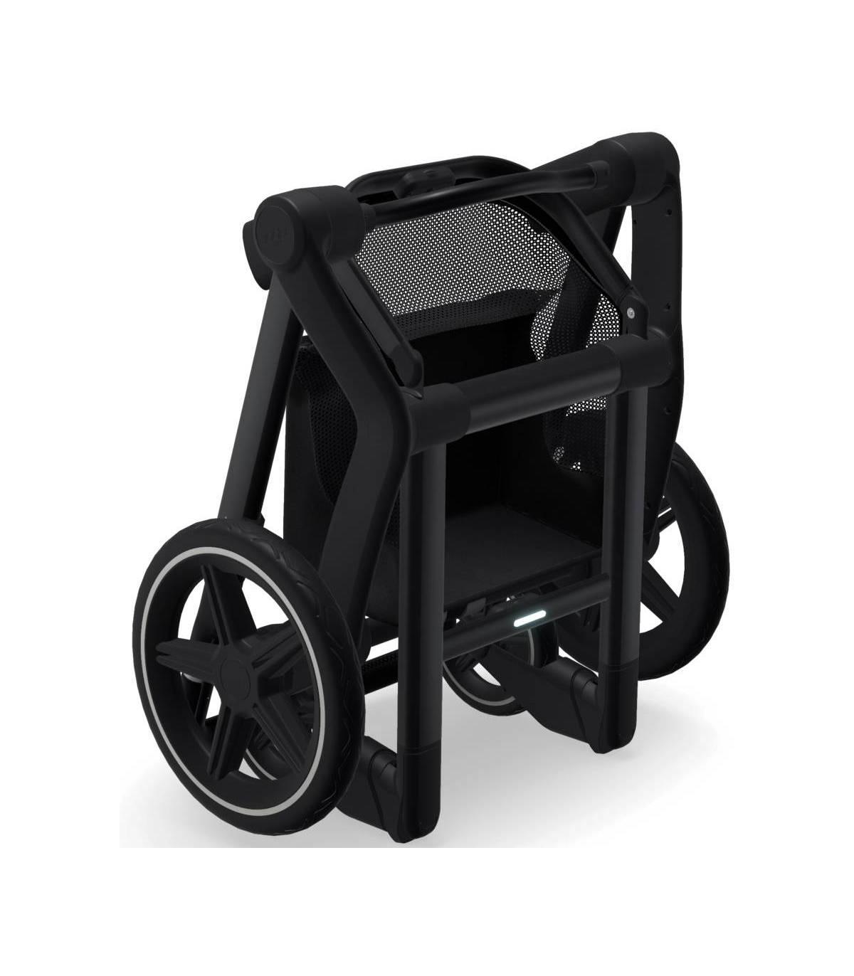 Joolz DAY+ SET-Angebot Brilliant Black (Kombi-Kinderwagen-SET Day-Plus)