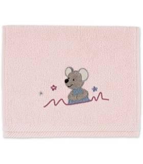 Sterntaler Kinderhandtuch 30x50 - Maus Mabel