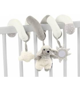 Sterntaler Spielzeug-Spirale - Schaf Stanley
