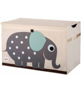 3 Sprouts Spielzeugbox - Elefant