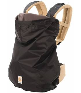 Ergobaby Winter Cover 2in1 - Black
