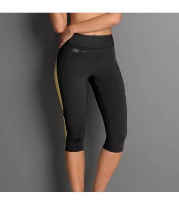 Anita Sport Tights Fitness - Yellow Anthrazite