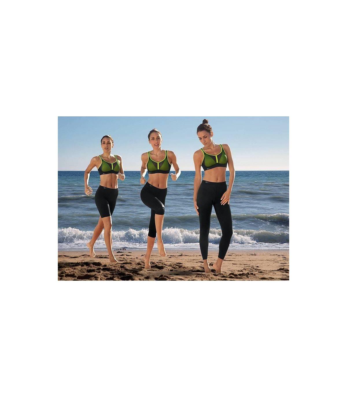Anita Sport Tights Massage Medium - Schwarz