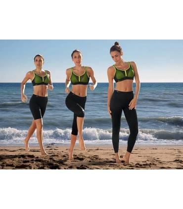 Anita Sport Tights Massage Long - Schwarz