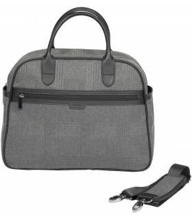 iCandy Bag/Wickeltasche Dark Grey Check