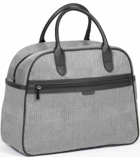 iCandy Bag/Wickeltasche Light Grey Check