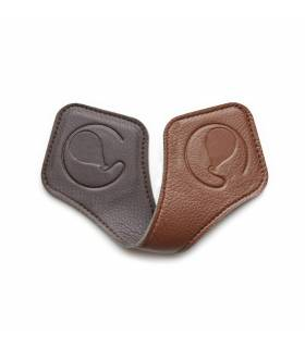 "ABC-Design Magnet Clip 2er-Set "" brown / dark brown"""