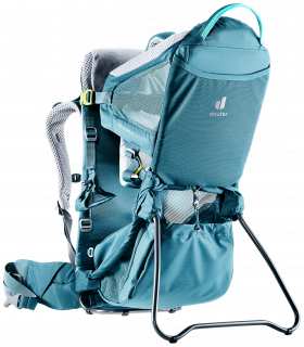 Deuter Kid Comfort Active SL (Women's Fit) - Denim
