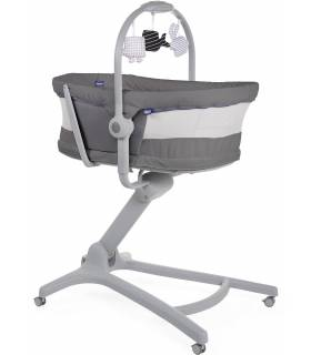 Chicco Baby Hug AIR 4-in-1 Dark Grey