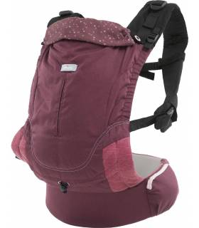 Chicco Babytrage Myamaki Fit - Burgundy Powder