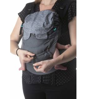 Chicco Babytrage Myamaki Fit - Cool Grey