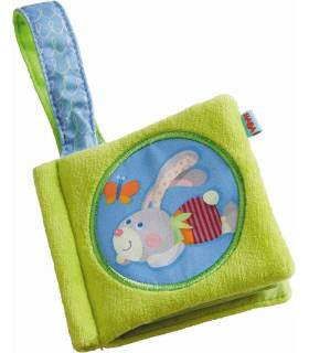 Haba Mini Buggy-Buch - Hase