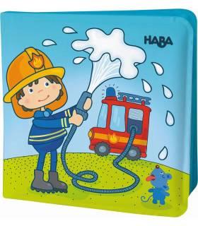 Haba Badebuch - Feuerwehr