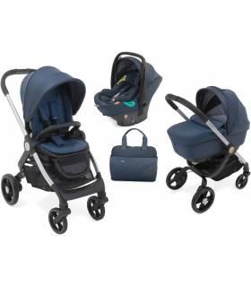 Chicco Trio Alysia Denim (Sportwagen & Babywanne & Babyschale/Autositz)