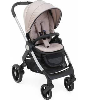 Chicco Trio Alysia Sand (Sportwagen & Babywanne & Babyschale/Autositz)