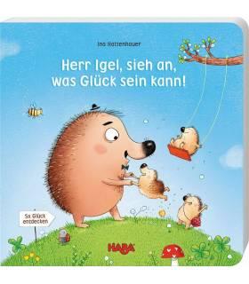 Haba Buch - Herr Igel, sieh an, was Glück sein kann!