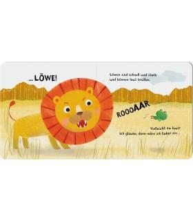 Haba Buch - Ich wär so gern ein Löwe