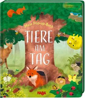 Haba Buch - Tiere am Tag