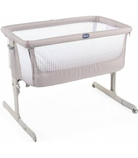 Chicco Next2me Air - Dark Beige