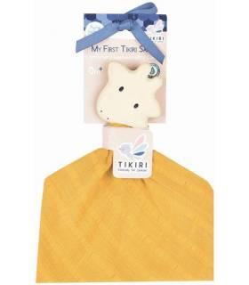 Tikiri Schmusetuch - Giraffe