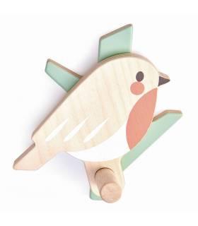 Tender Leaf Toys Garderobenhaken - Vogel