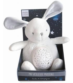 Doudou Nachtlicht - Hase