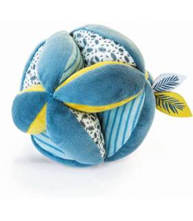Doudou Koala Ball & Rassel - Blau