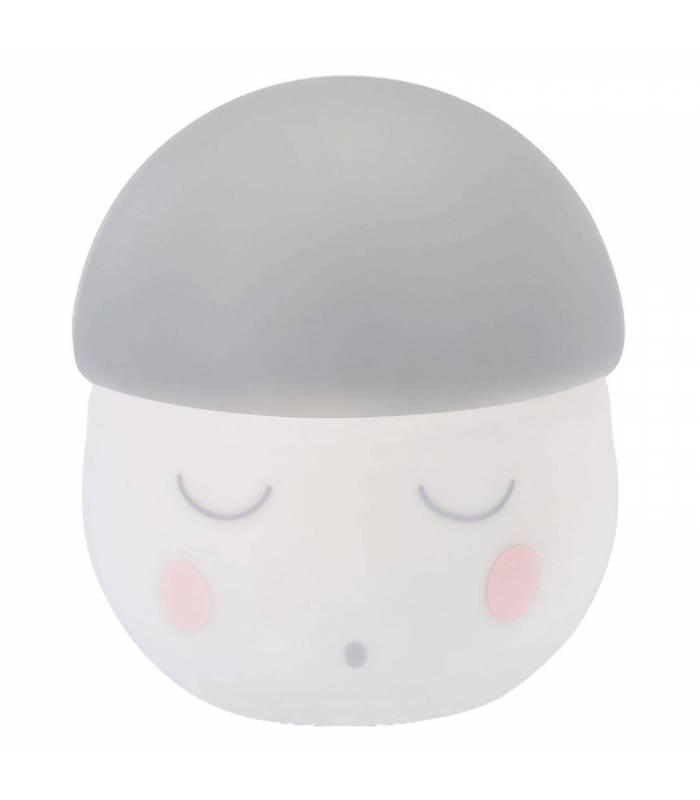 Babymoov Nachtlicht Squeezy - Zinc