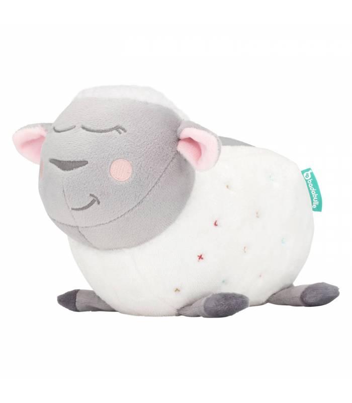 Badabulle Projektions Nachtlicht - Lulu das Schaf