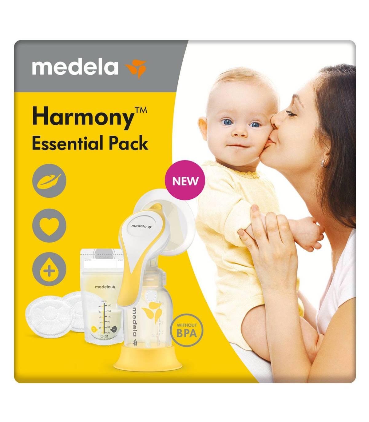Medela Milchpumpe Harmony Essentials Set